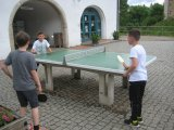 Tischtennis der Ritter